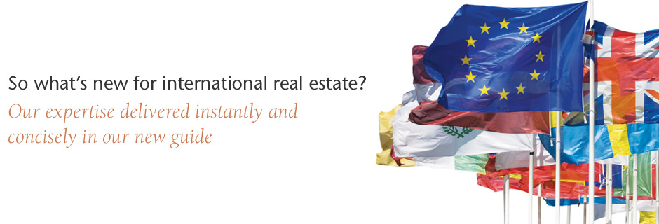International real estate guides