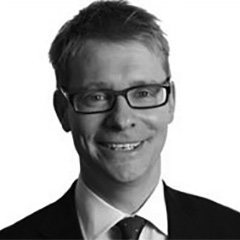 Tom Bridgford, Partner