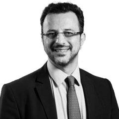 Nasser Ali Khasawneh, Managing Partner Middle East