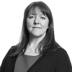Tracy Adams, Senior Legal Manager