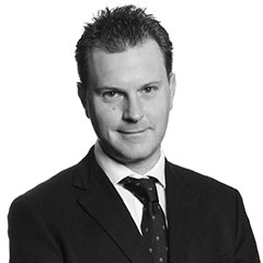 Adam Berry, Principal Associate