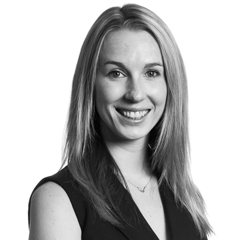 Charlotte Haigh née Brookes, Senior Associate