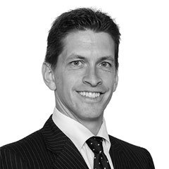 Ben Bruton, Managing Partner UAE