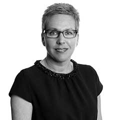 Sue Buckworth, Partner