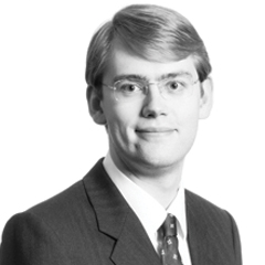 James Burnie, Senior Associate