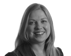 Julie Young, Senior Associate