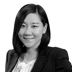 Jocelyn Chow, Senior Associate
