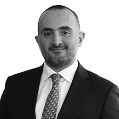 Ghaleb Al Faraj, Senior Office Partner