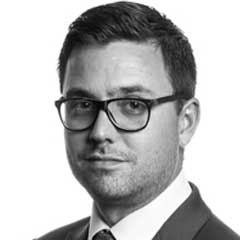 Daniel Gilligan, Senior Associate