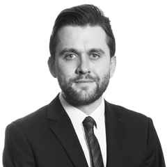 Greg Hayes, Senior Associate