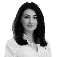 Leyla Ibragimova, Senior Associate