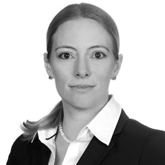 Nicola Krause, Principal Associate