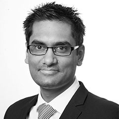 Nikhil Lawton-Misra, Senior Associate