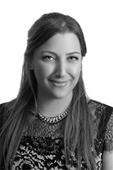 Maria  Mazzawi, Senior Associate