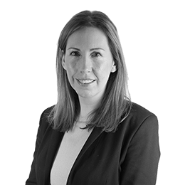 Laura McHugh, Senior Associate