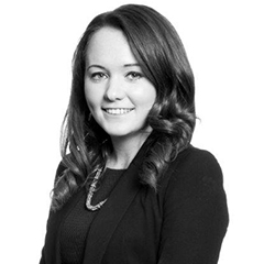 Natalie Osborne, Senior Associate