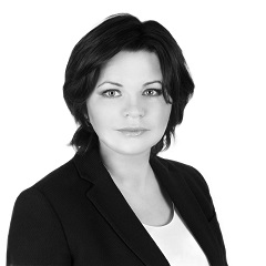 Oxana Peters, Partner