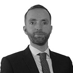 Martyn Robinson, Senior Associate