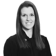 Amy Locke (née Strettle) , Senior Associate