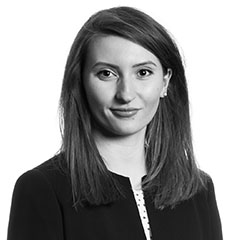 Lily Tomkins, Associate