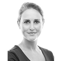 Eline Van Nimwegen, Senior Associate
