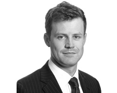 James Williams, Senior Associate