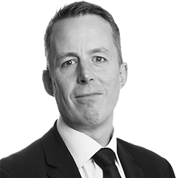 Stewart Womersley, Partner