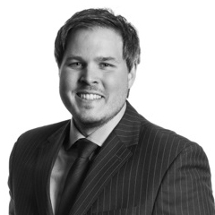 Jonathan Woodward, Senior Associate