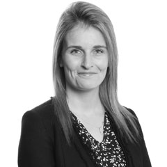Laura Wright, Senior Associate