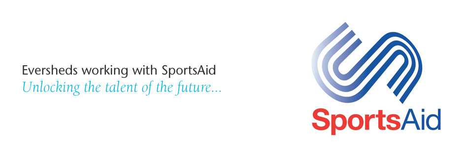Eversheds working with SportsAid