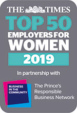 The Times Top 50 Employers for Women 2016