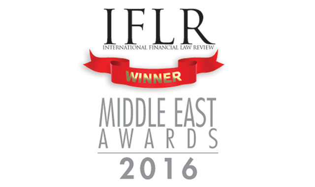 Triumphing at the IFLR Middle East Awards
