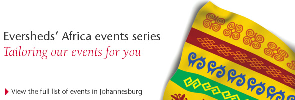Eversheds africa events
