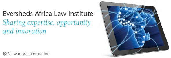 Eversheds Africa Law Institute - Click for more information