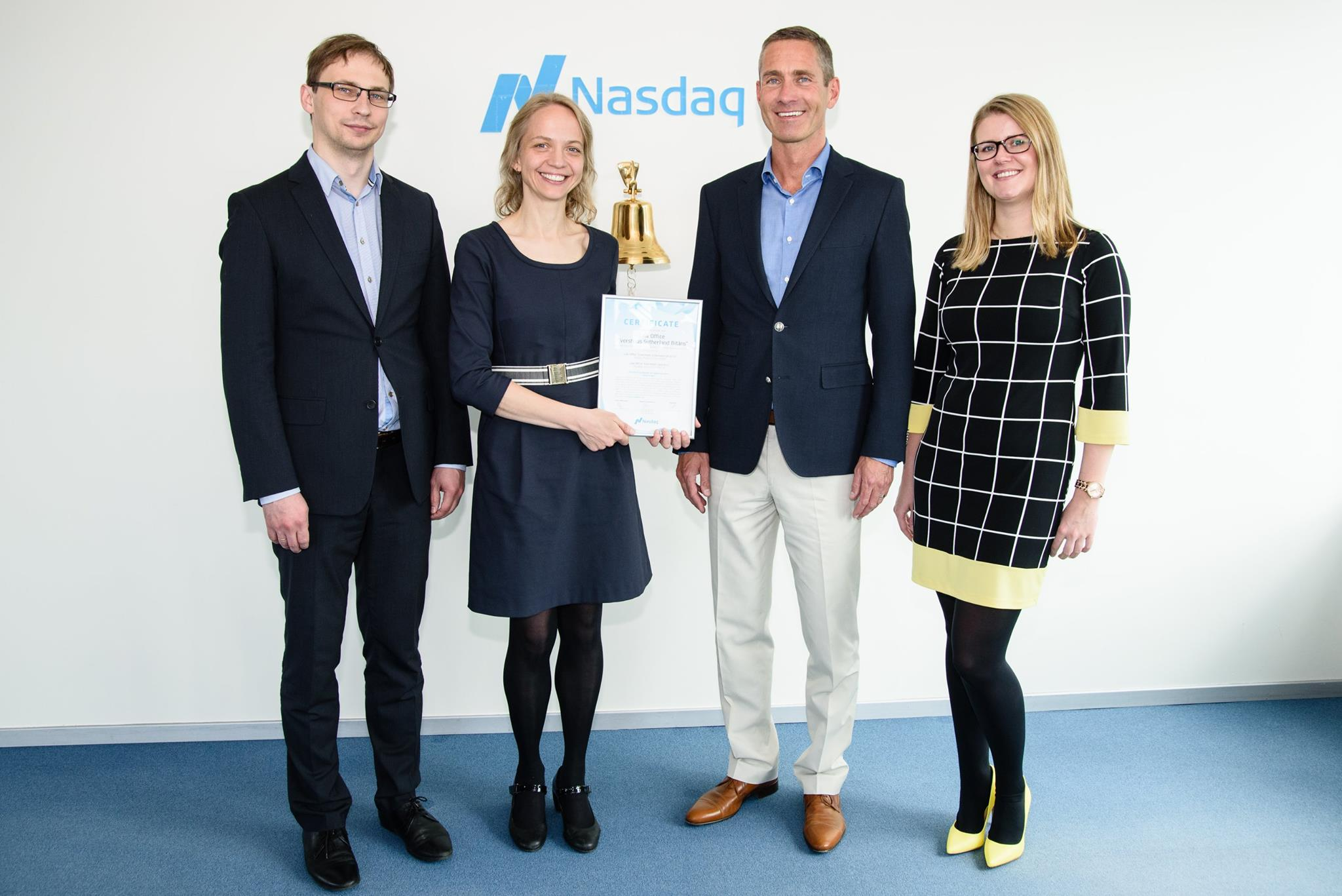 Eversheds Sutherland Baltic Law Offices are Nasdaq Baltic First North Certified Advisors
