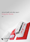 Health and Safety Annual Report 2012