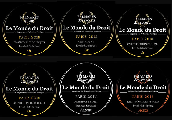 Paris Team Scoops Six Awards At The Palmar 232 S Des Avocats News