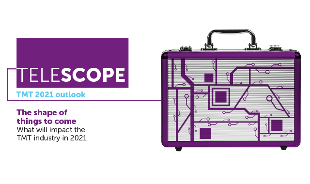 Telescope - TMT Outlook 2021