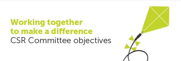 Eversheds Corporate Social Responsibility Committee Objectives