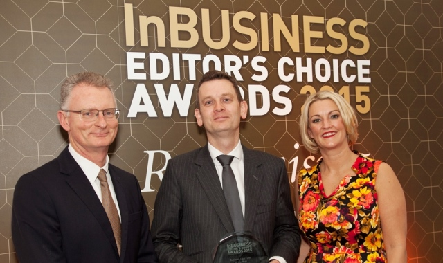 "Eversheds named ""Business Law Firm of the Year"""