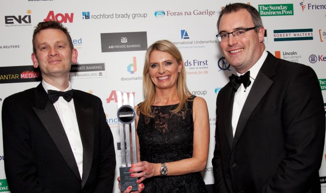 Eversheds wins Law Firm of the Year 2015