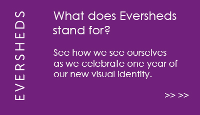 What does Eversheds stand for