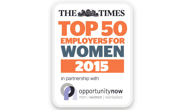 Times Top 50 Places to Work for Women