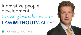 Eversheds crosses boundaries with LawWithoutWalls