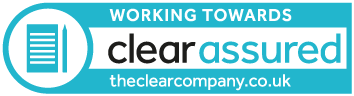 Working towards Clear Assurance logo