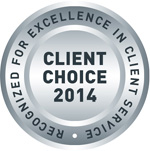 Client Choice Awards - Recognised