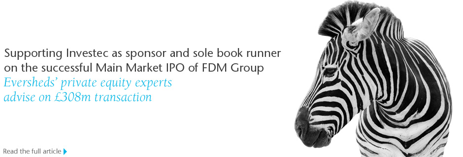 Supporting Investec on the Main Market IPO of FDM Group