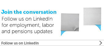 International employment and pensions updates on LinkedIn