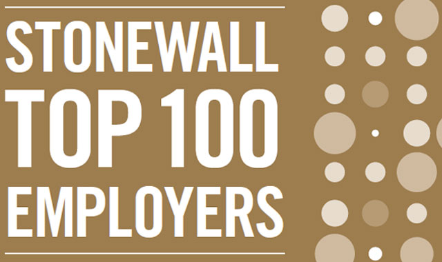 Eversheds ranked in the Stonewall Top 100