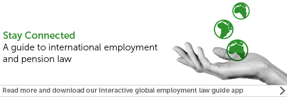 global employment laws Key issues and important cultural considerations aba section of labor and • case-law precedent • at-will employment: deal considerations reflecting global.